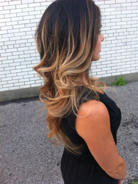 25 best ideas about to light ombre on