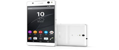 Hp Android Sony C5 sony xperia c5 ultra 232 ufficiale