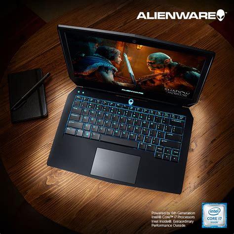 Laptop Dell Di Malaysia dell kini menawarkan alienware 13 dengan cip intel 6 di malaysia bermula rm5899