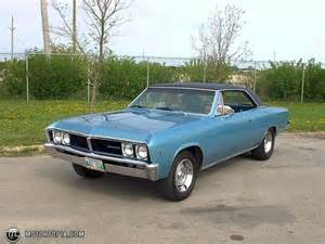 1967 Pontiac Beaumont 1967 Pontiac Beaumont Id 8426