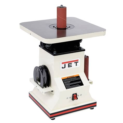 bench sander reviews jet benchtop oscillating spindle sander spindle sanders
