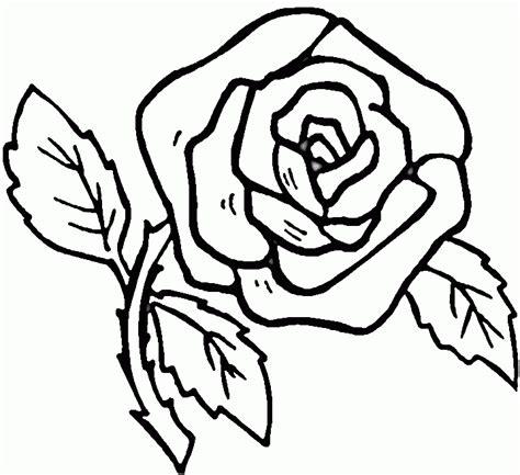 imagenes flores para imprimir dibujos de rosas para colorear pintar e imprimir