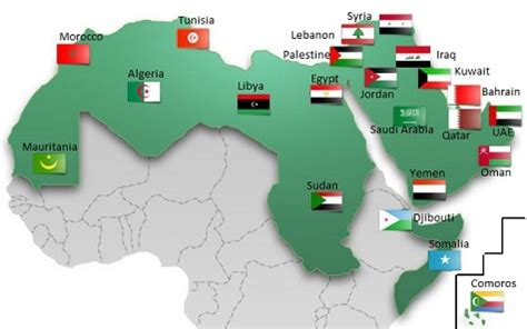 arab map countries can a pan arab state really materialize alexandra kinias