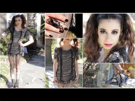 vampire witch zombie cute halloween diy tutorial