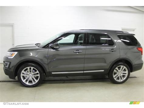 what color is magnetic 2016 magnetic metallic ford explorer xlt 4wd 107920222