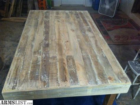 armslist for sale reclaimed pallet kitchen table