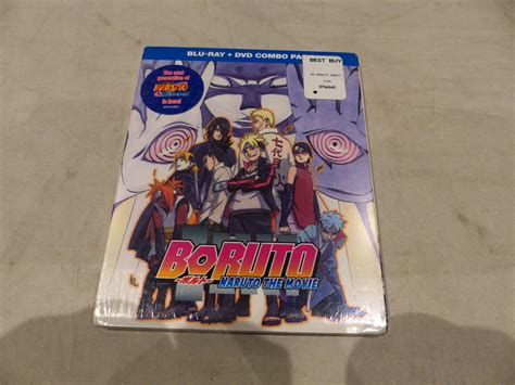 download film boruto bluray boruto naruto the movie blu ray dvd combo pack new mdg