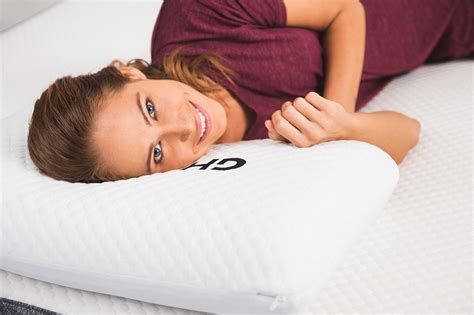 best bed pillow for side sleepers guide best pillow for side sleepers ghostbed