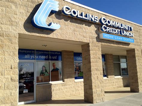 cedar falls home loan center collins community credit union