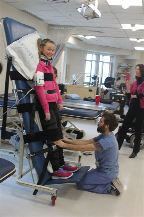 tilt table protocol for physical therapy 24 best images about standing with paralysis on
