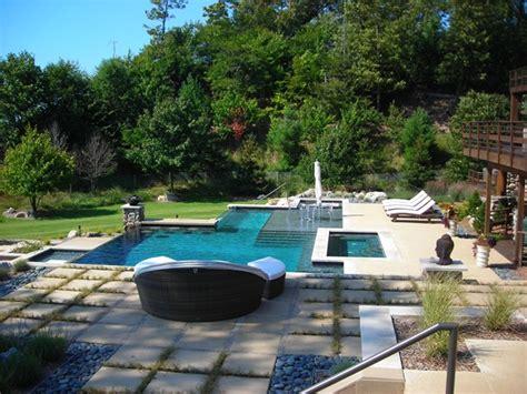 Swimming Pool Landscaping Newsonair Org Swimming Pool Landscaping
