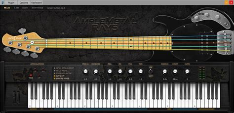 Windows Vst Gitar Le Sound Agp kvr amr ii by le sound stingray musicman bass metal