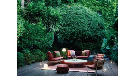 Kettal Outdoor Furniture by The Kettal Cala Outdoor Furniture Collection By Doshi Levien