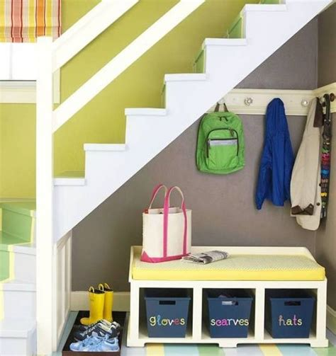 creative ways to store clothes creative ways to put the space under your stairs to good use