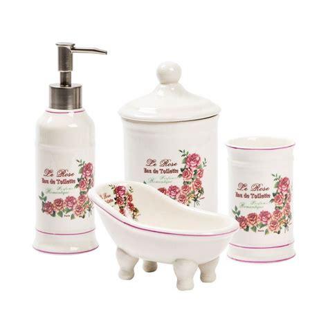 accessori bagno in ceramica accessori bagno in ceramica set bagno kit da appoggio