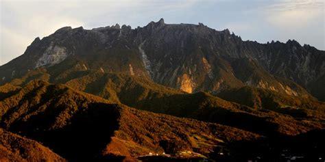 Kompas Gunung kisah mistis di balik gunung kinabalu malaysia kompas