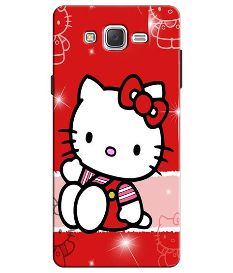 hello kitty wallpaper for samsung j2 eu4ia hello kitty in pink pattern 3d back cover case for