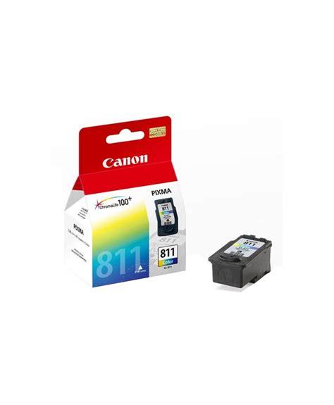 Canon Cl 811 Colour Mp 245268468 canon cl 811 ink cart colour 2980b001aa