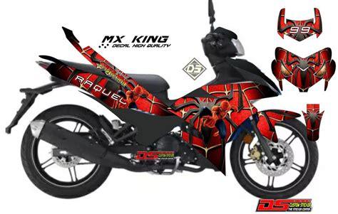 trend terbaru gambar modifikasi motor jupiter mx