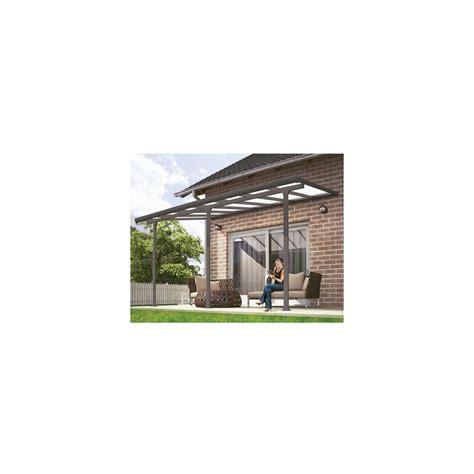 pergola aluminium 4x3 282 pergola toit terrasse aluminium et polycarbonate 4x3 m