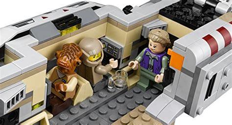 Lego Bela Starwars 10577 670pcs lego wars resistance troop transporter 75140 import