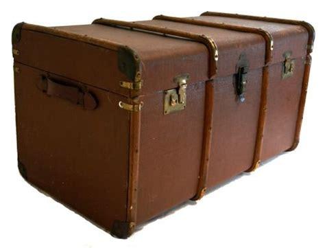 luggage trunks large shipping trunk travel case luggage suitcase large