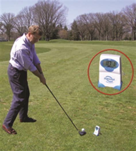 golf swing radar golf swing speed radar 174