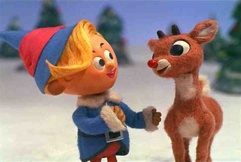the subtext of rudolph the red nosed reindeer pop