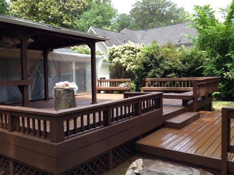 beautiful wooden deck ideas   home