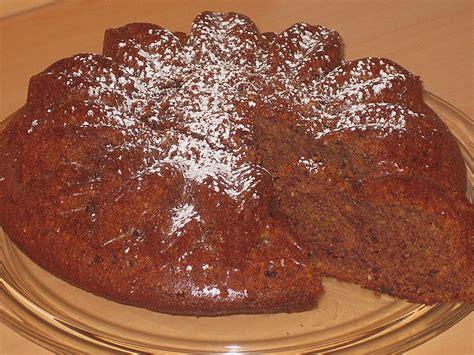 kuchen kakao saftiger zucchini kakao kuchen rezept mit bild