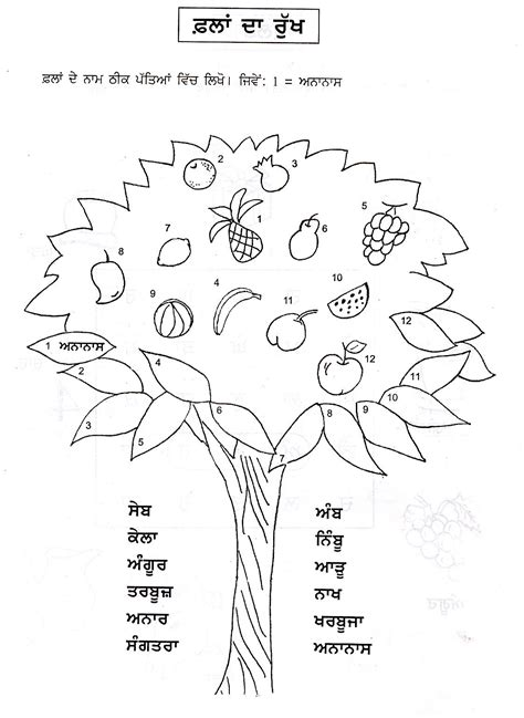 The Sikh Foundation S Family Corner Free Activities Sheets Activity Page
