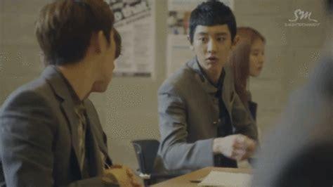 exo kai drama exo wolf drama version exo m fan art 35036157 fanpop