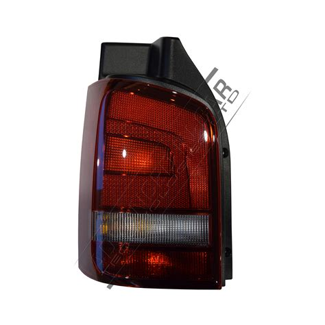vw t5 rear sportline lights advanced in car technologies