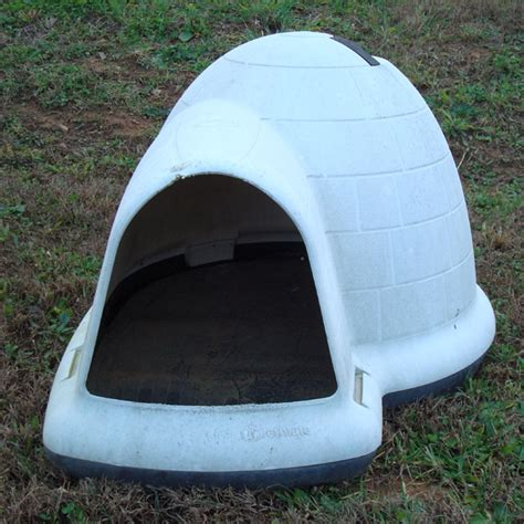 igloo dog house large image gallery igloo dog house