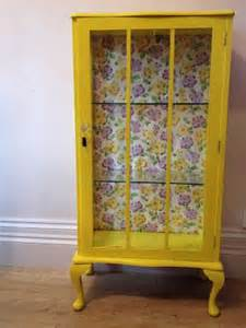 Upcycled Curio Cabinet 7 Best Images About Upcycled Display Cabinets On Pinterest Drawers Yellow And Storage