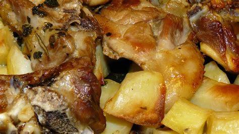 cucinare il capretto al forno capretto al forno secondi piatti siciliani