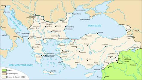 byzantine empire map file map byzantine empire 1025 fr jpg wikimedia commons