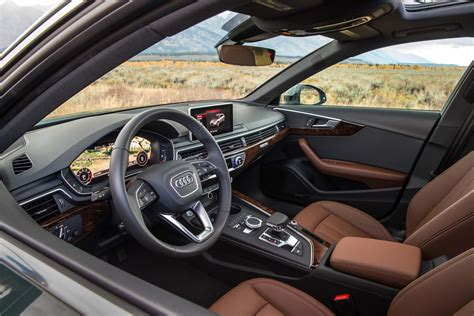 Audi Allroad Interior audi allroad reviews research new used models motor trend