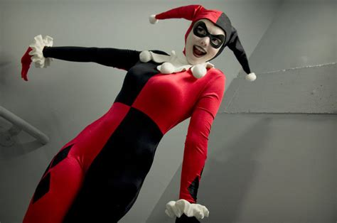 Handmade Harley Quinn Costume - don t care would wear custom n7 mass effect
