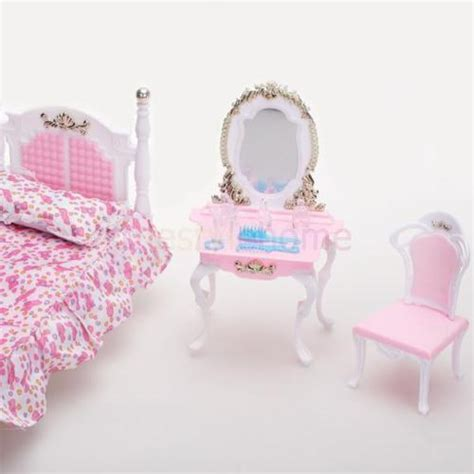 doll bedroom set noble bedroom furniture set dollhouse accessories for