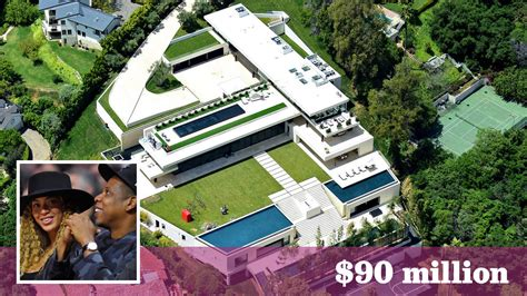 beyonce and jay z house beyonc 233 and jay z are about to become l a homeowners if 90 million deal goes