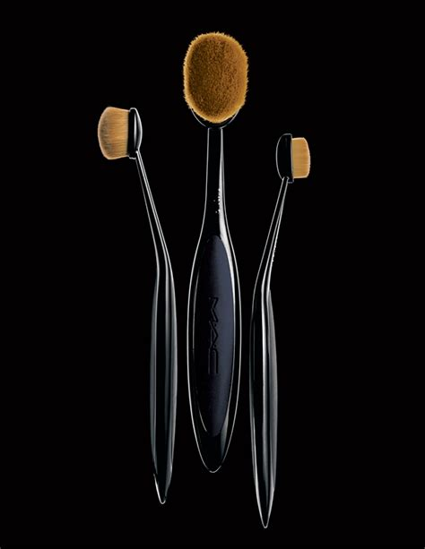 Mac Oval Brush mac masterclass brush collection available today musings