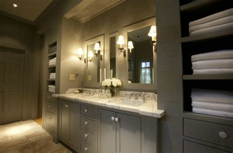 a r bathrooms grey bathroom vanity transitional bathroom r higgins interiors