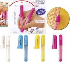 Refil Powder Biru clover chaco pen 3 colors 1 set 3pc pensil untuk