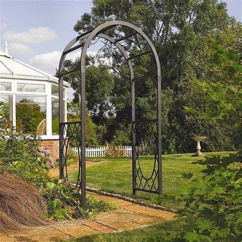 image gallery metal archway