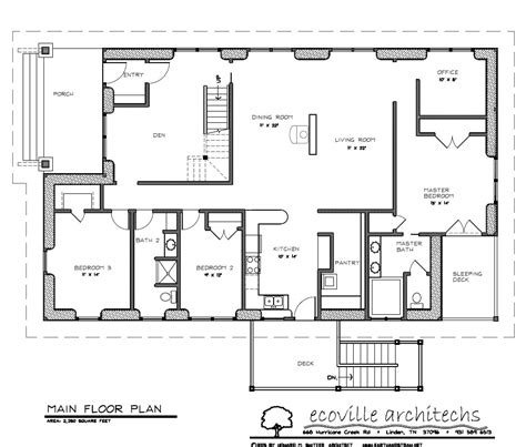 Efficiency Home Plans Housing Plans House Plans Energy Efficient Home Designs U Luxamcc