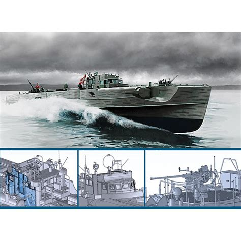 a and s boats italeri 5620 schnellboot s 38 1 35 military boat model kit