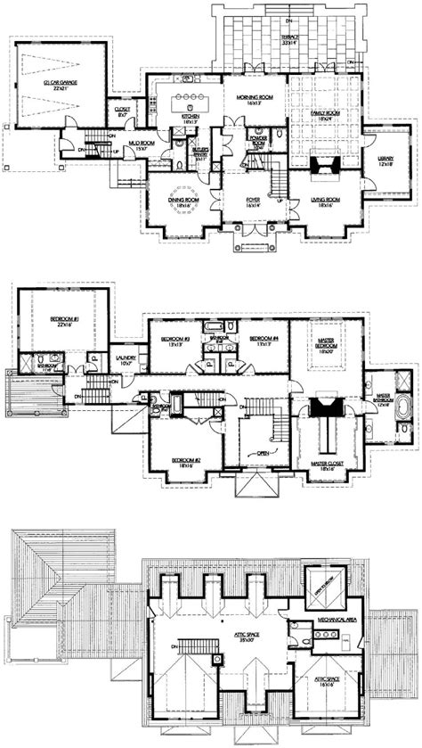 solta custom modular home floor plan
