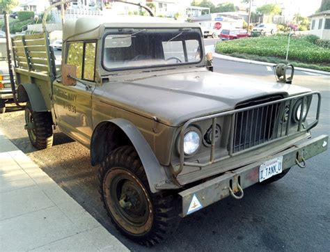 older jeep vehicles just a car guy i tank u a cool old military jeep truck
