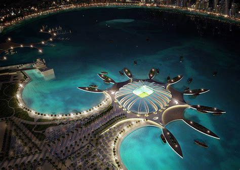 wallpaper design qatar wallpapers qatar s beautiful stadium wallpapers designs